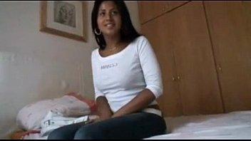 भारतीय लड़की सह शॉट